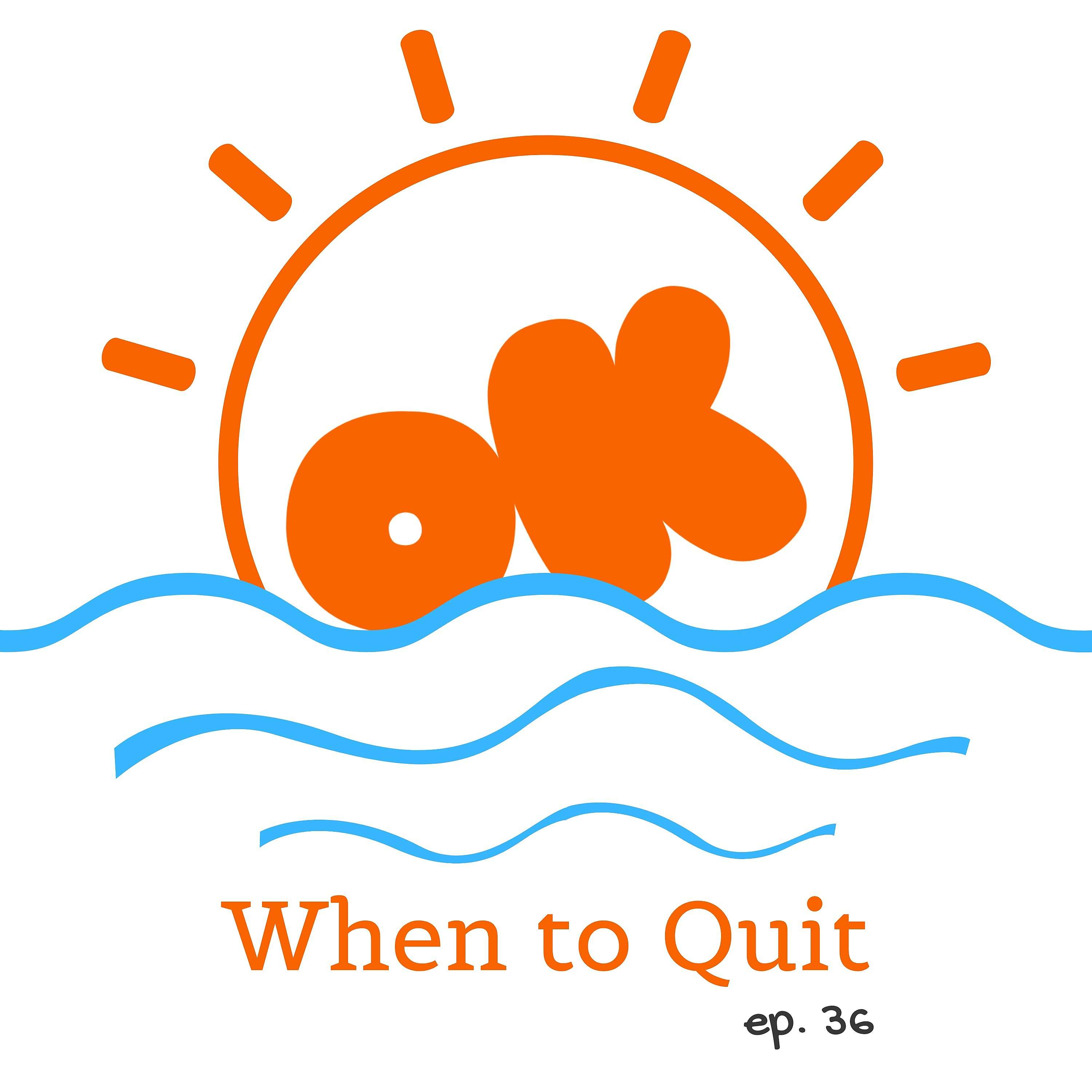 036. When to Quit