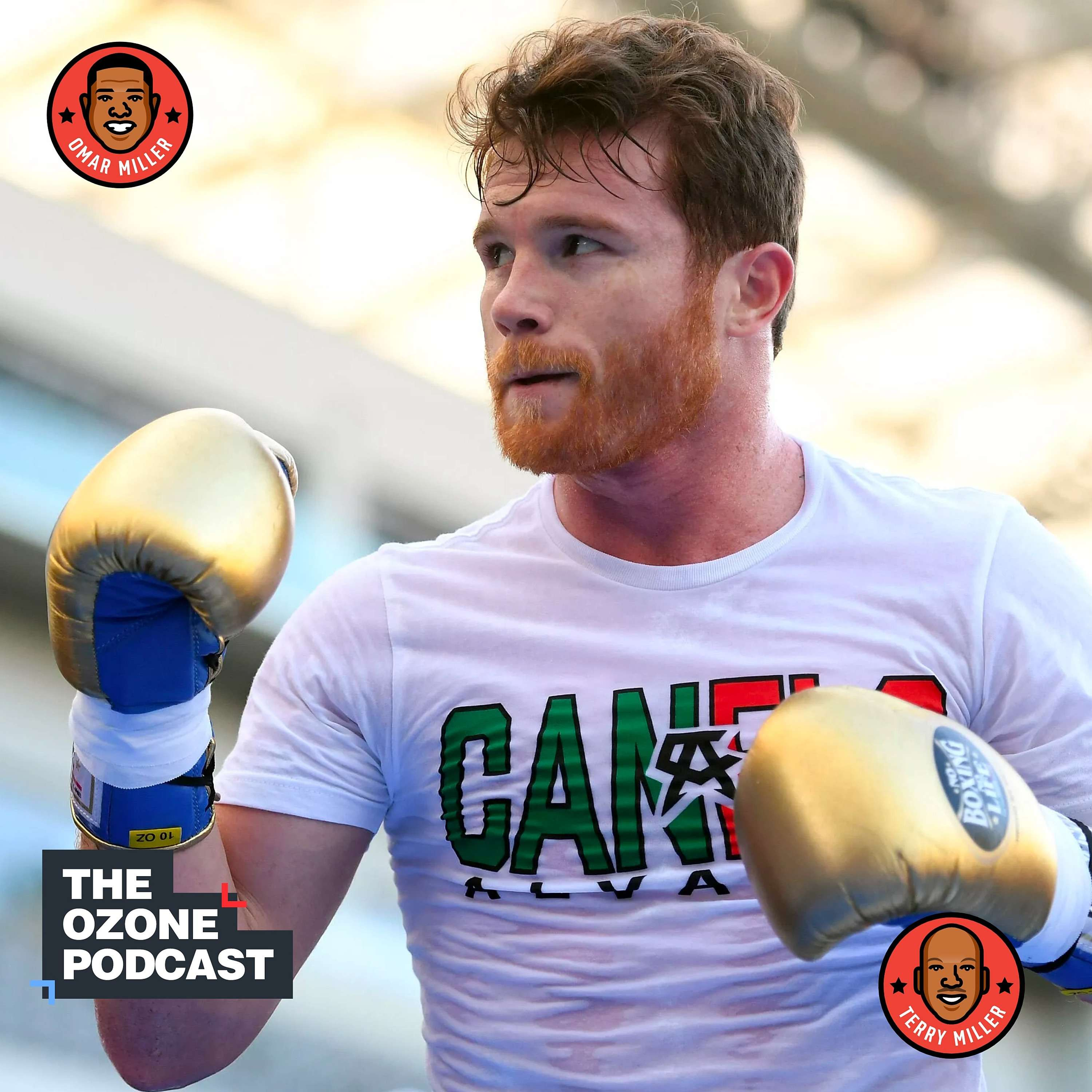 BONUS: Is Canelo fighting a nobody for $40 million?