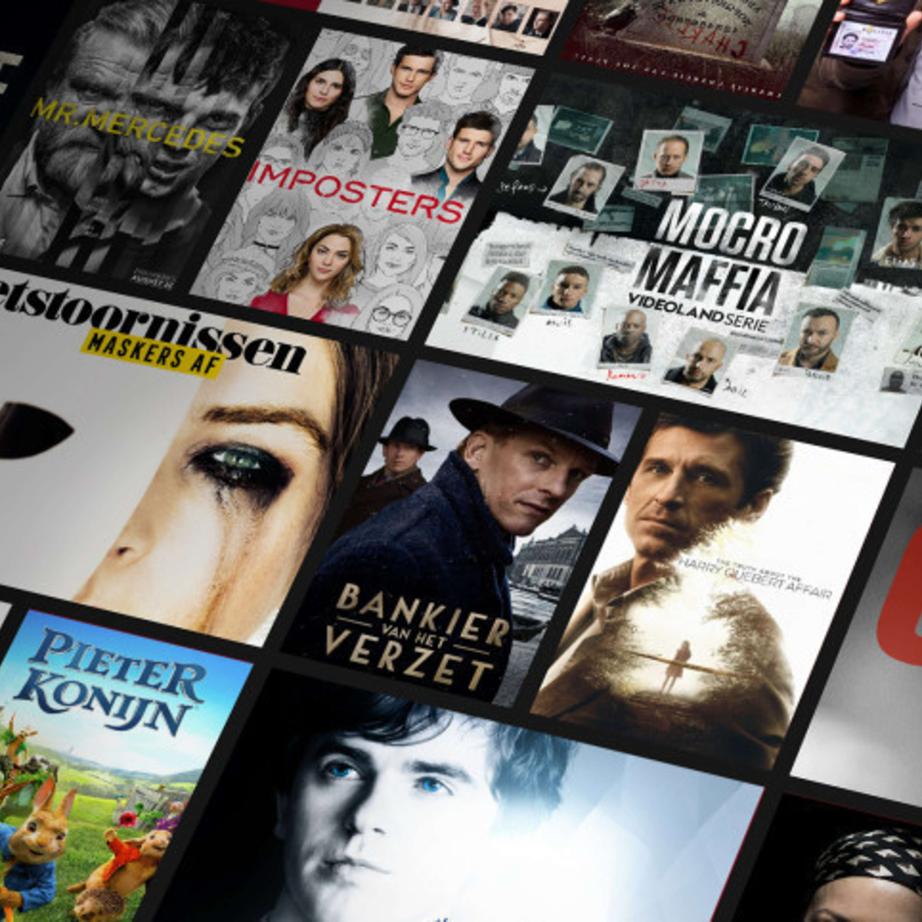 Optimalisatie van video-on-demand (Videoland)