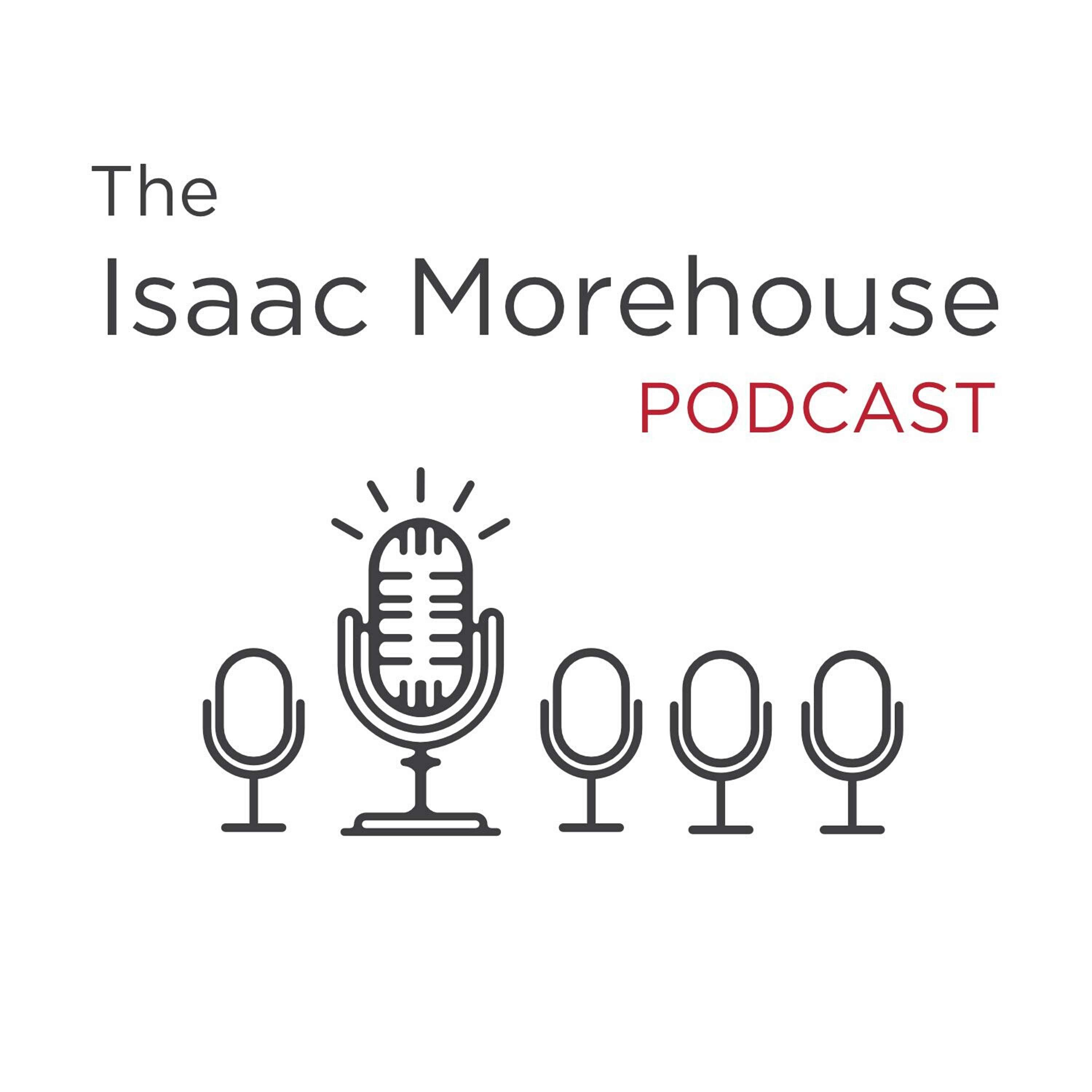 Isaac Morehouse - Michael Gibson - Partner at 1517 Fund
