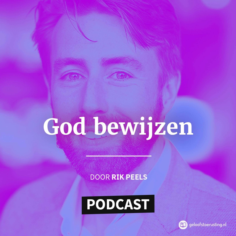 Leven zonder geloof in God | dr. Rik Peels
