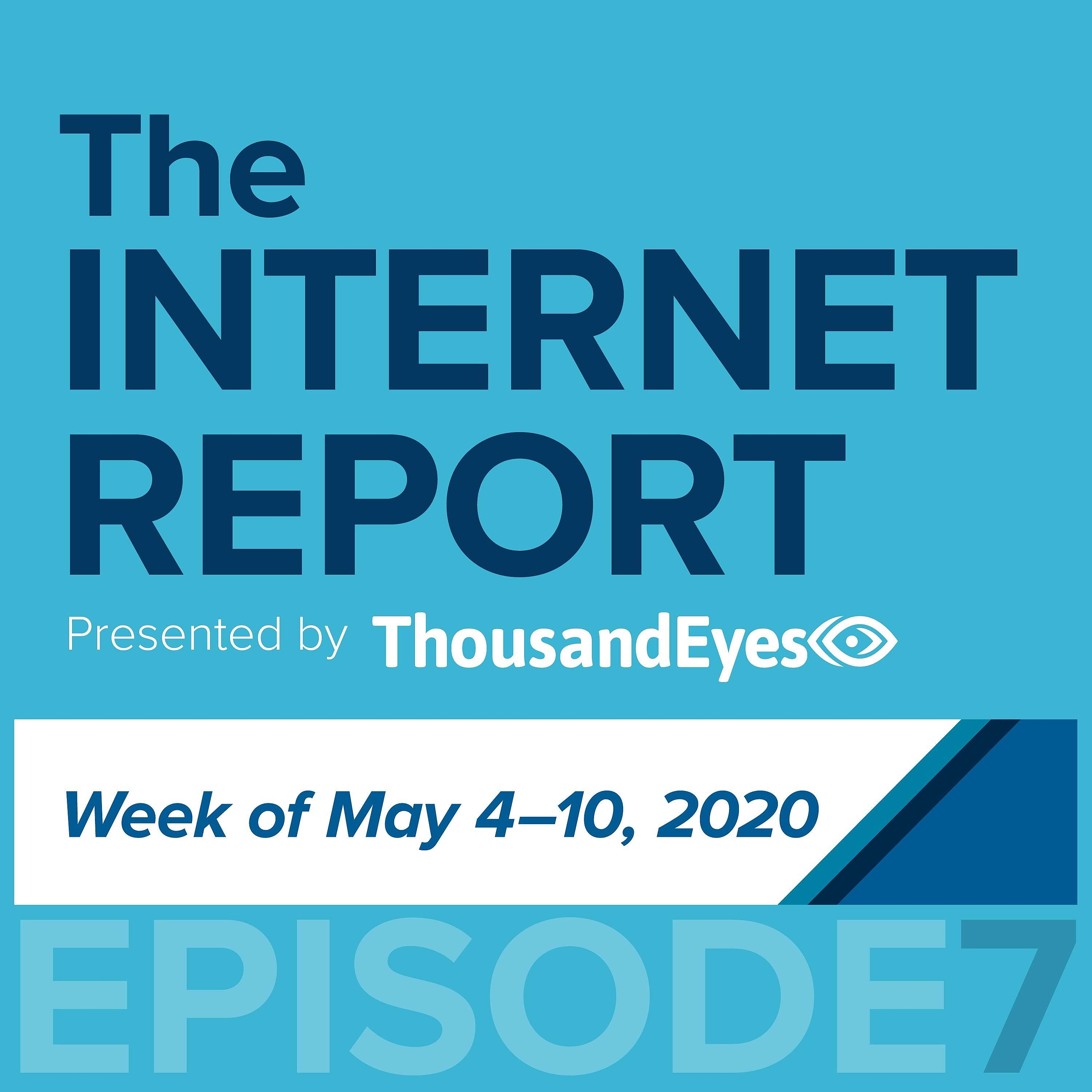 Ep. 7: Facebook SDK Snafu Sidelines Spotify & Others, Plus, AWS Global Accelerator… Accelerates(Week of May 4-10)