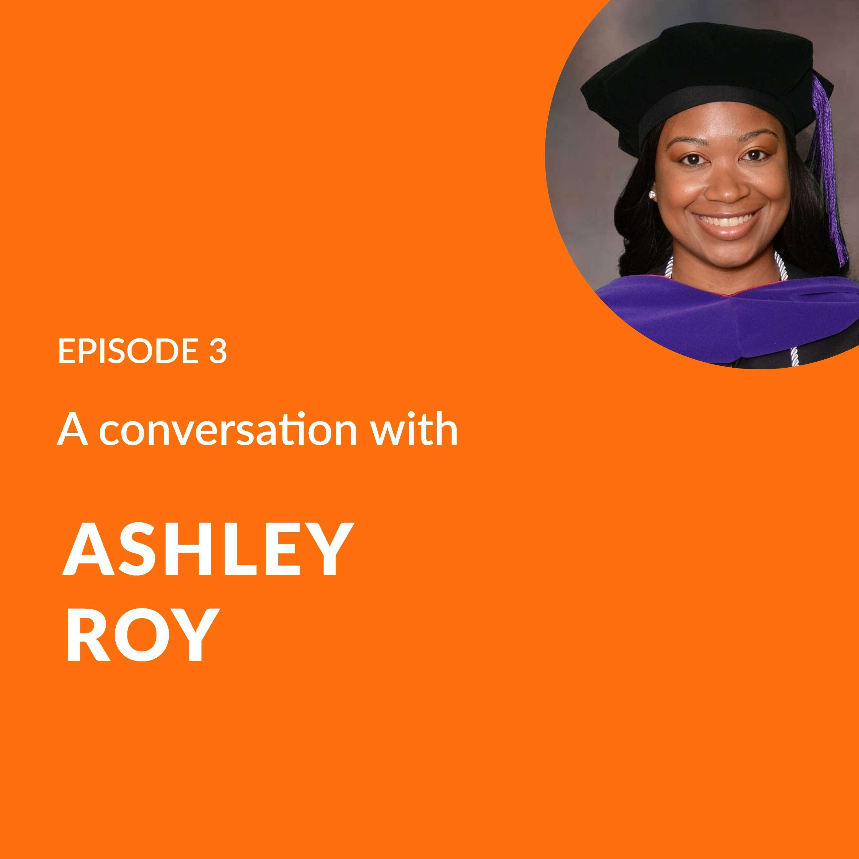 Ashley Roy - Executive Business Partner and Lawyer