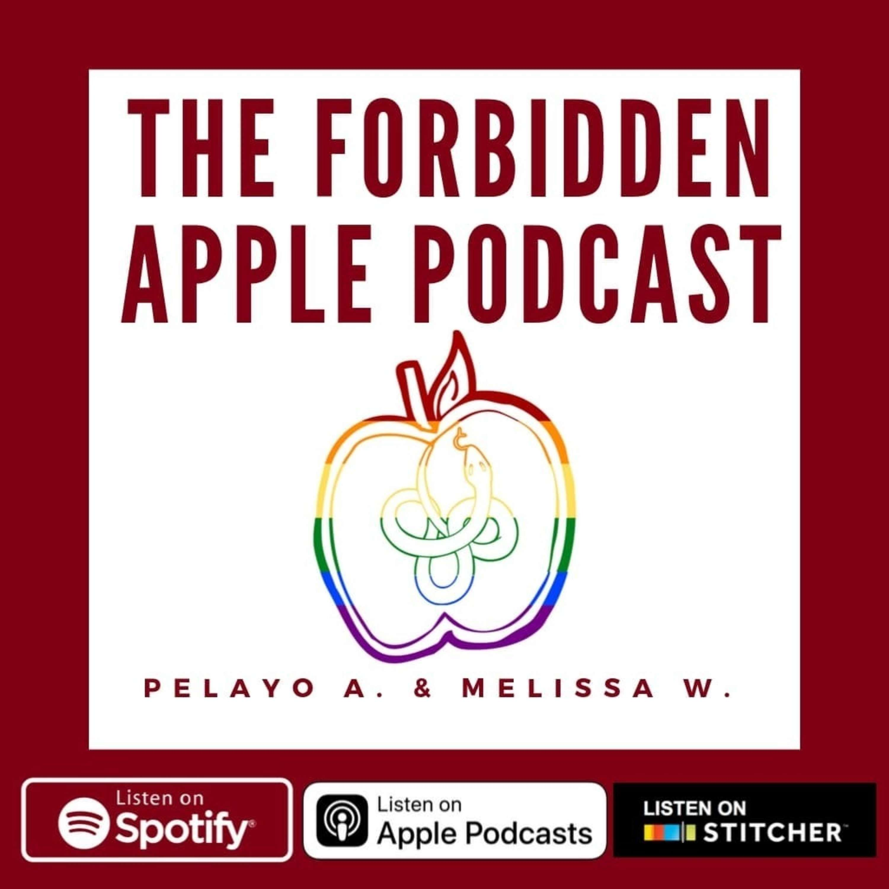 The Forbidden Apple: Finding Grace in the small moments