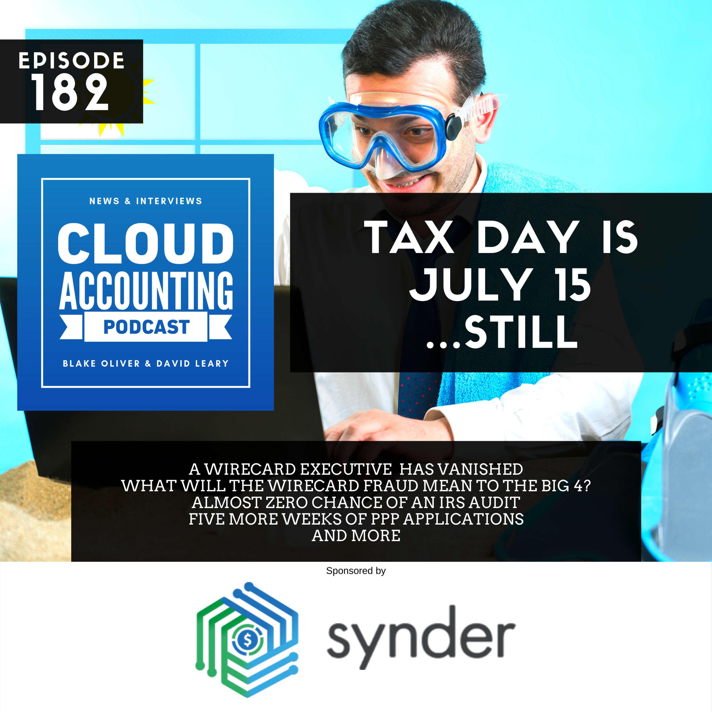 Tax Day is July 15... Still