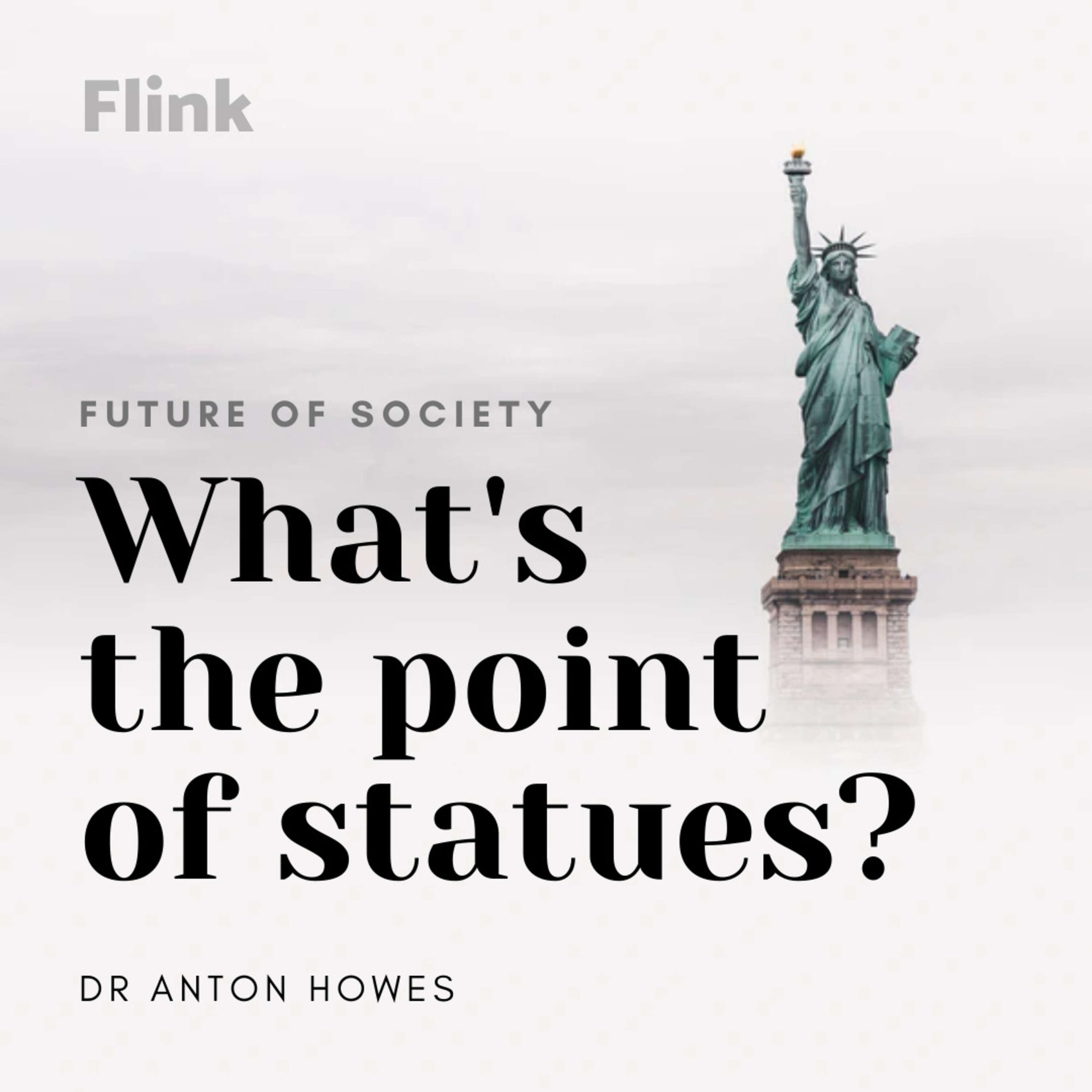 What's the point of statues?