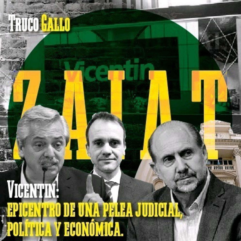 Vicentin: epicentro de una pelea judicial, política y económica