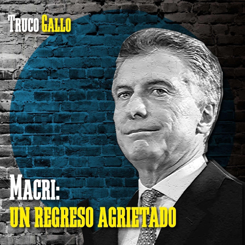 Macri: un regreso agrietado