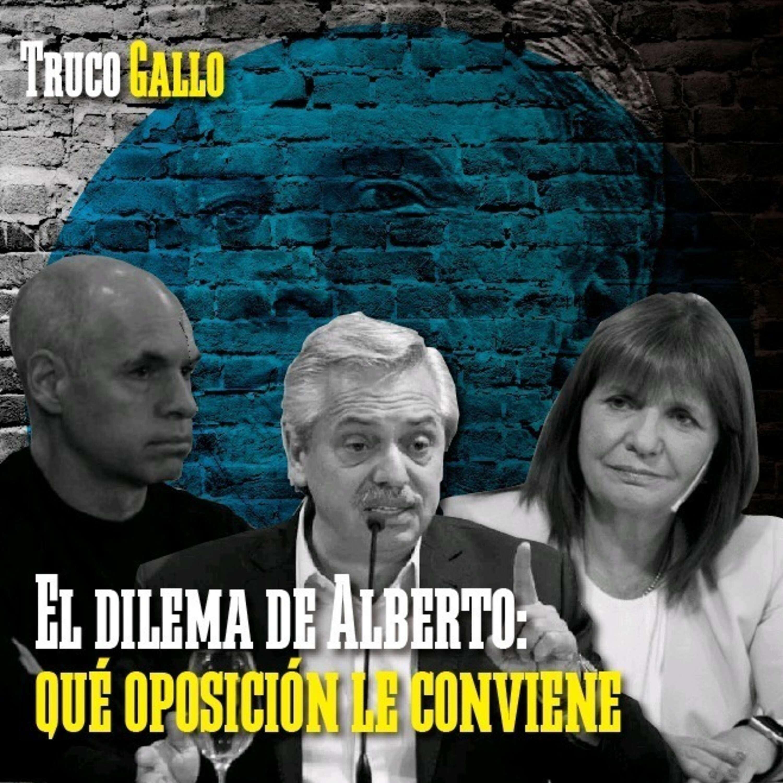 El dilema de Alberto Fernández: qué oposición le conviene