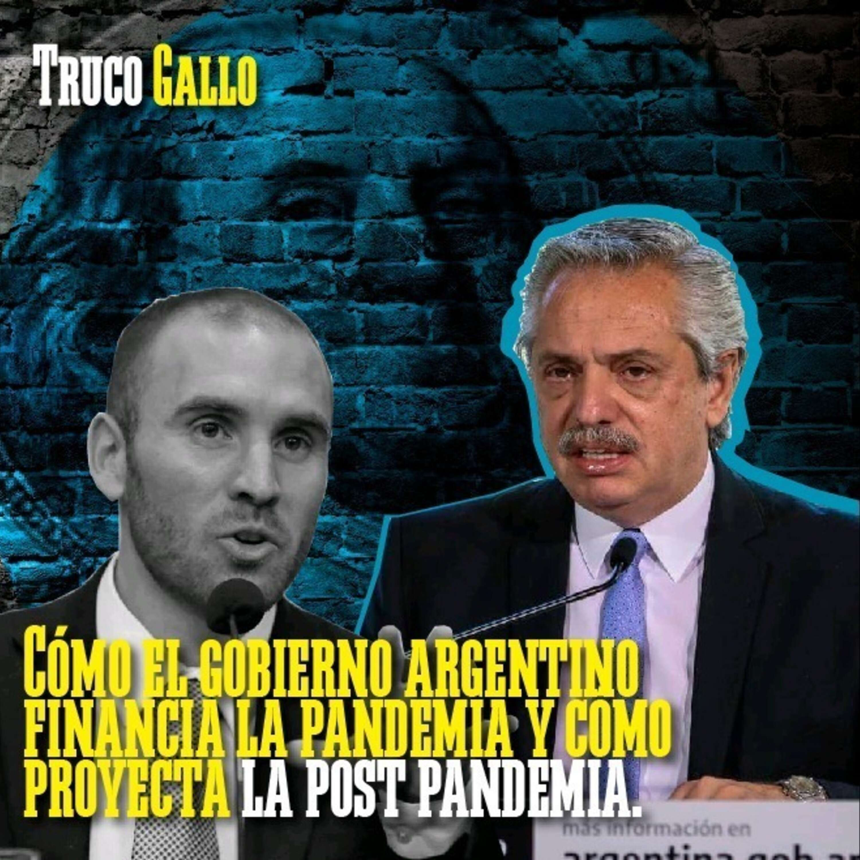 La economía de la pandemia: cómo se financia Argentina