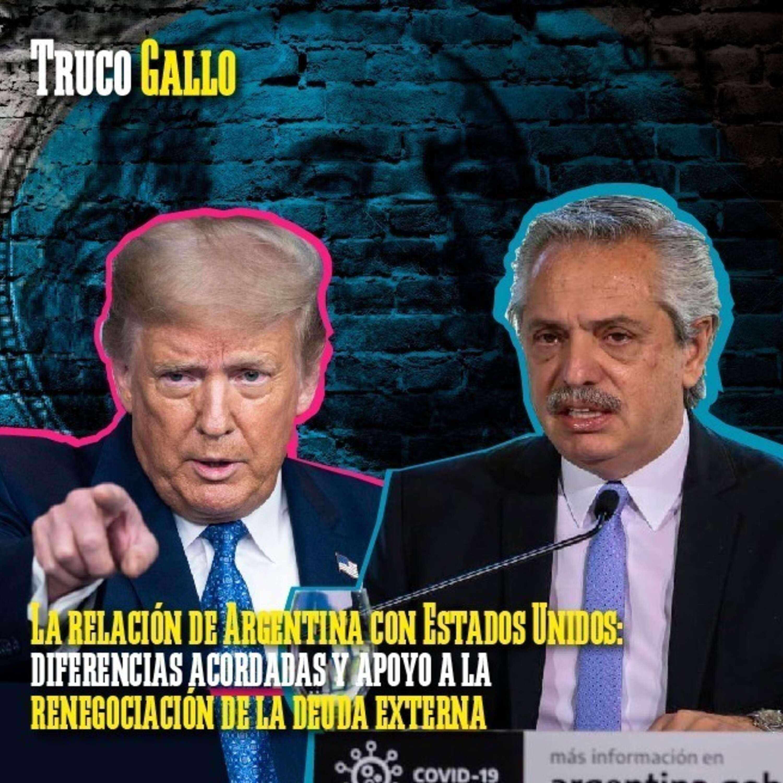 Argentina y Estados Unidos: nueva hoja de ruta