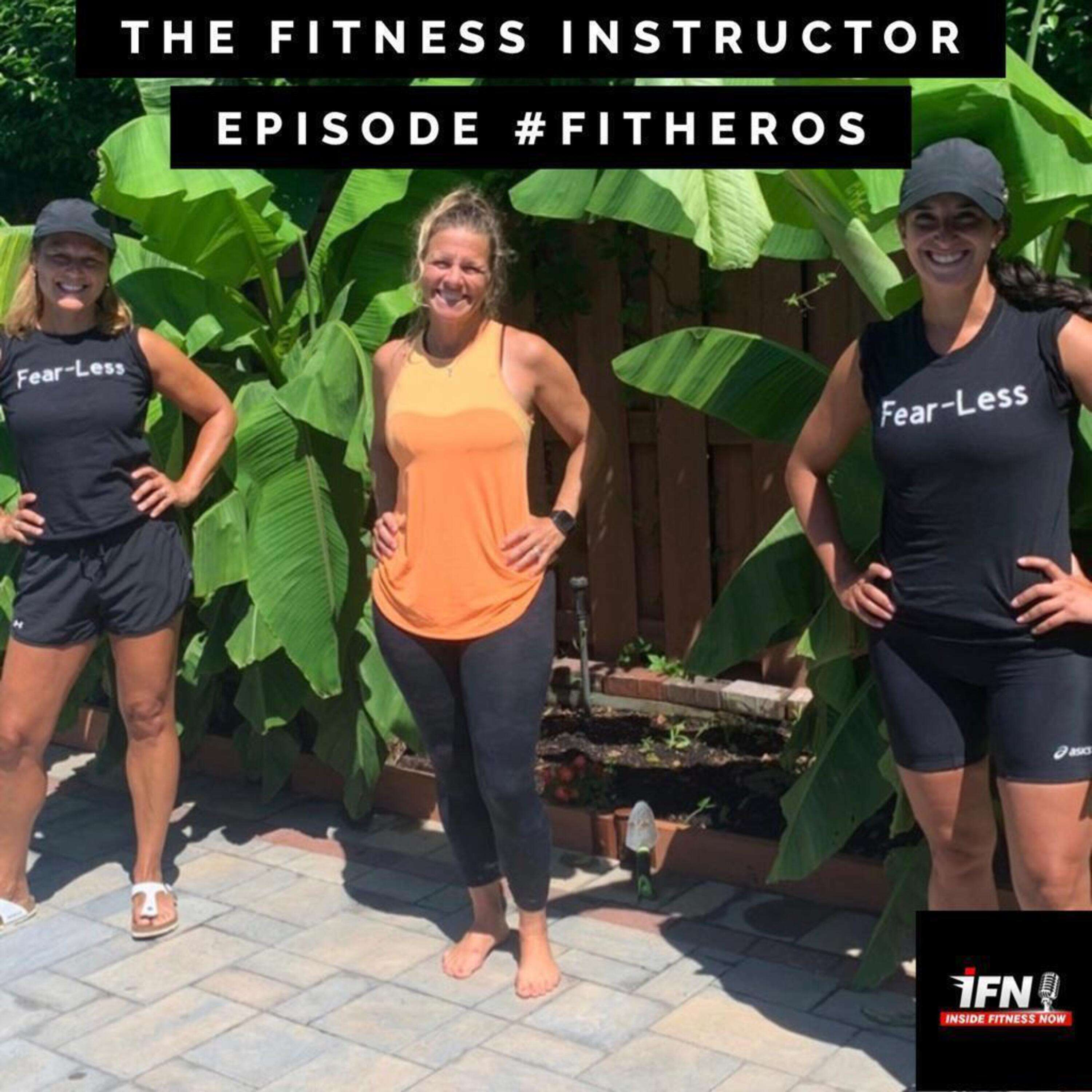The fitness instructor episode - #FitHeroes