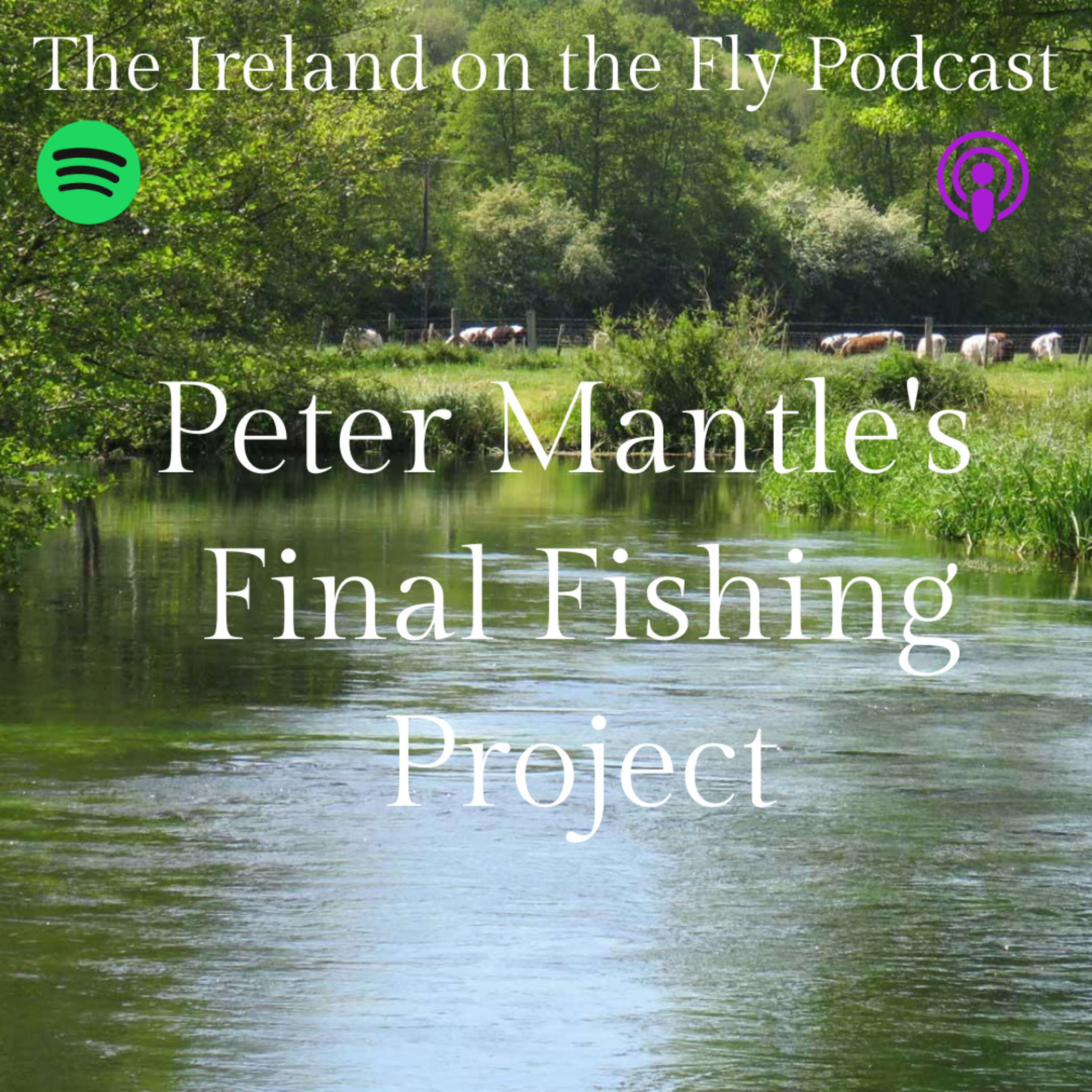'Building a business based on fishing is a minor form of lunacy' Peter Mantle's Final Fishing Project