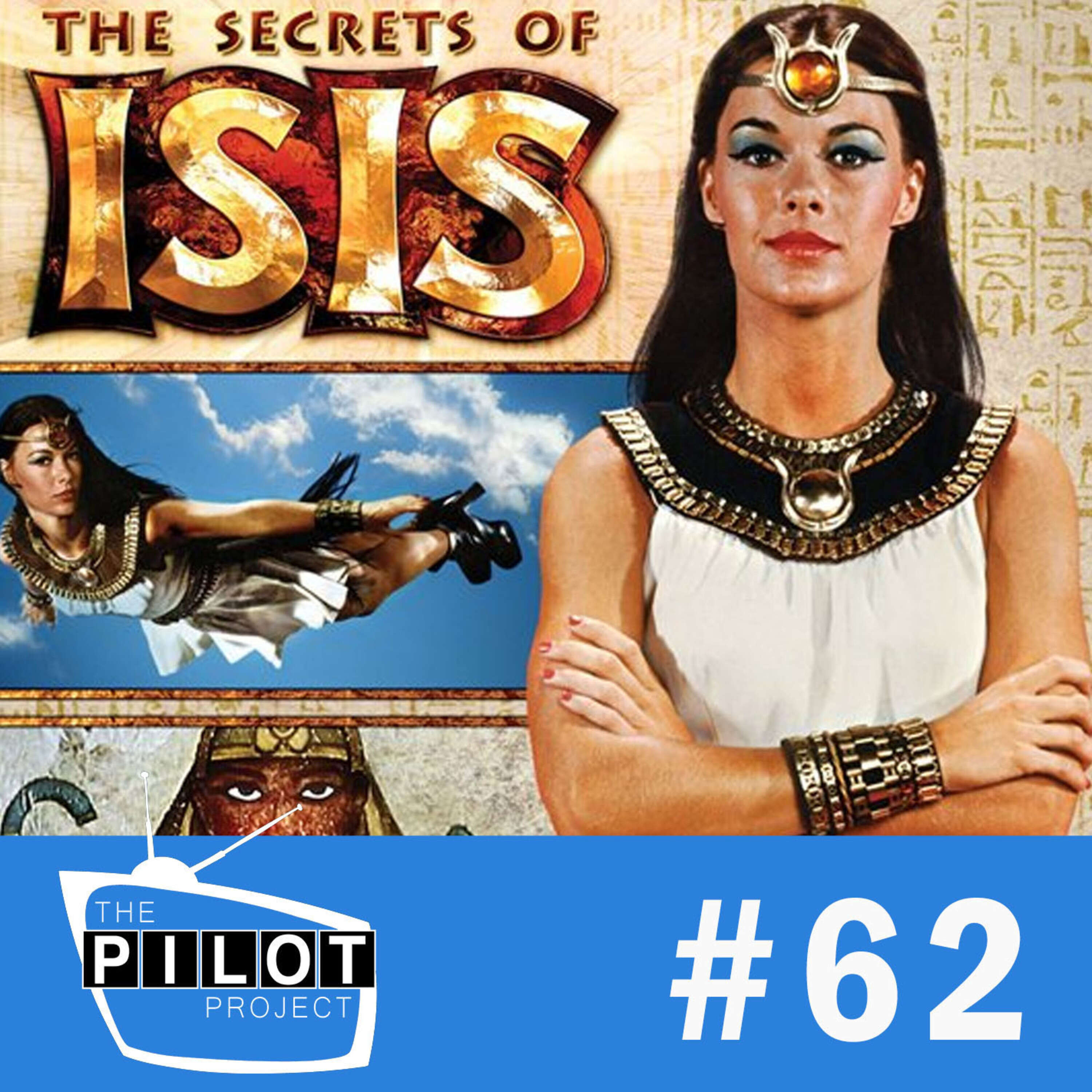 """The Secrets of Isis (1975) - """"The Lights of Mystery Mountain"""" w/ Nate Fahnestock"""