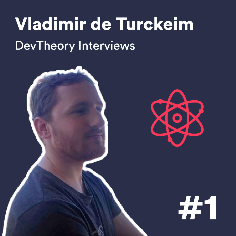 #1 Vladimir de Turckeim - Avoir les droits de commit sur Node.js