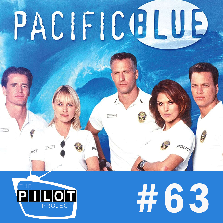 "Pacific Blue (1996) - ""Pilot"" w/ Zedrick Bordelon"