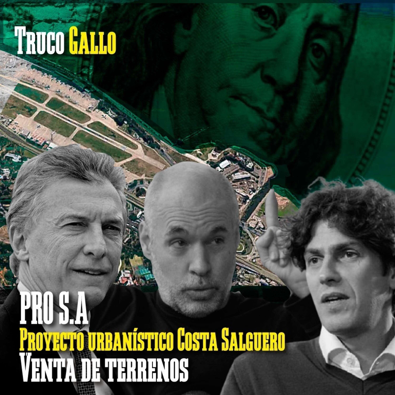 PRO. S.A. Costa Salguero Gate.