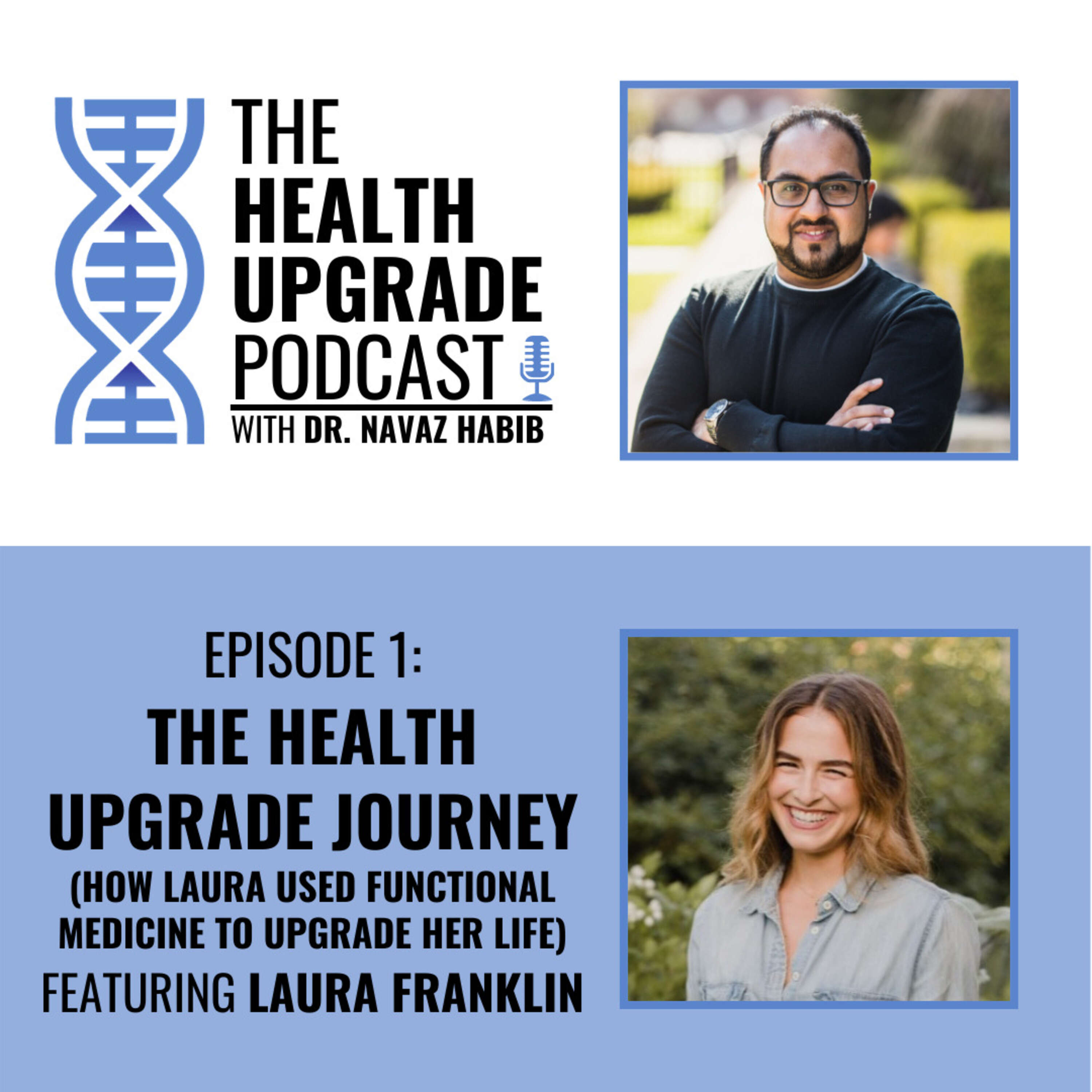 The Health Upgrade Journey - How Laura Franklin used Functional Medicine to Upgrade her Life