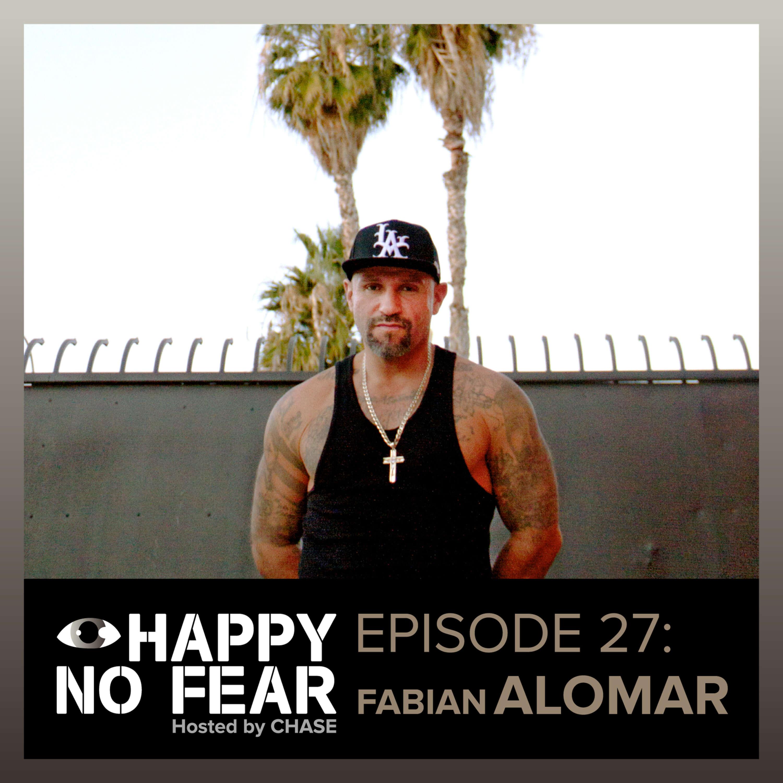 Episode 27: Fabian Alomar