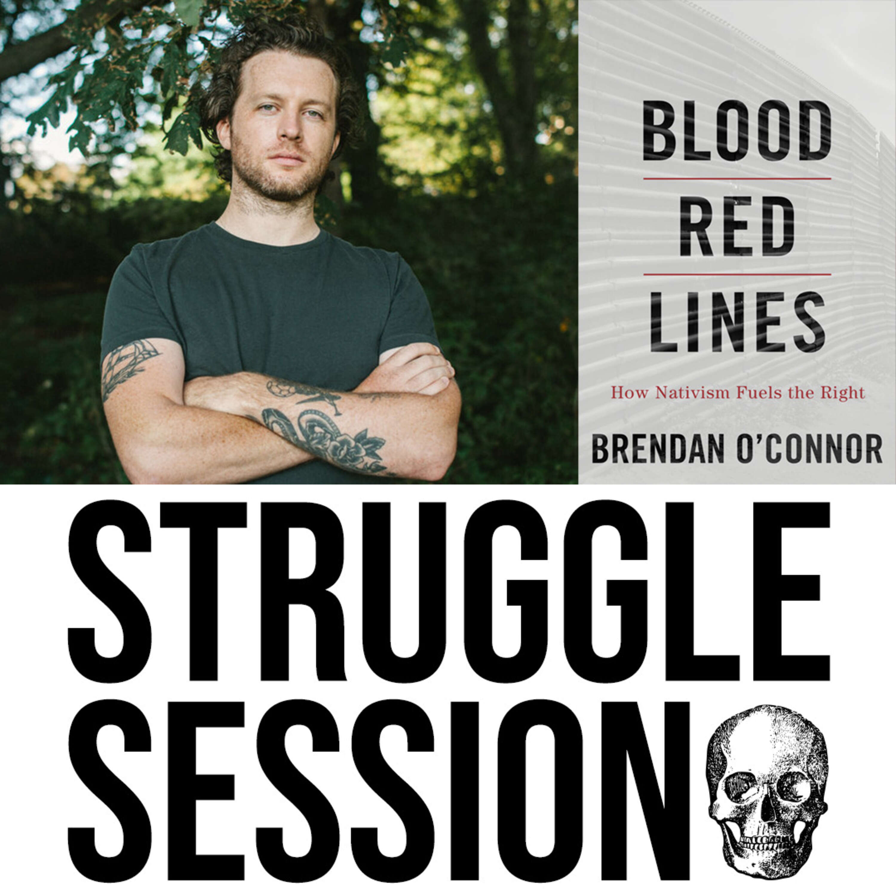 Blood Red Lines w/ Brendan O'Connor