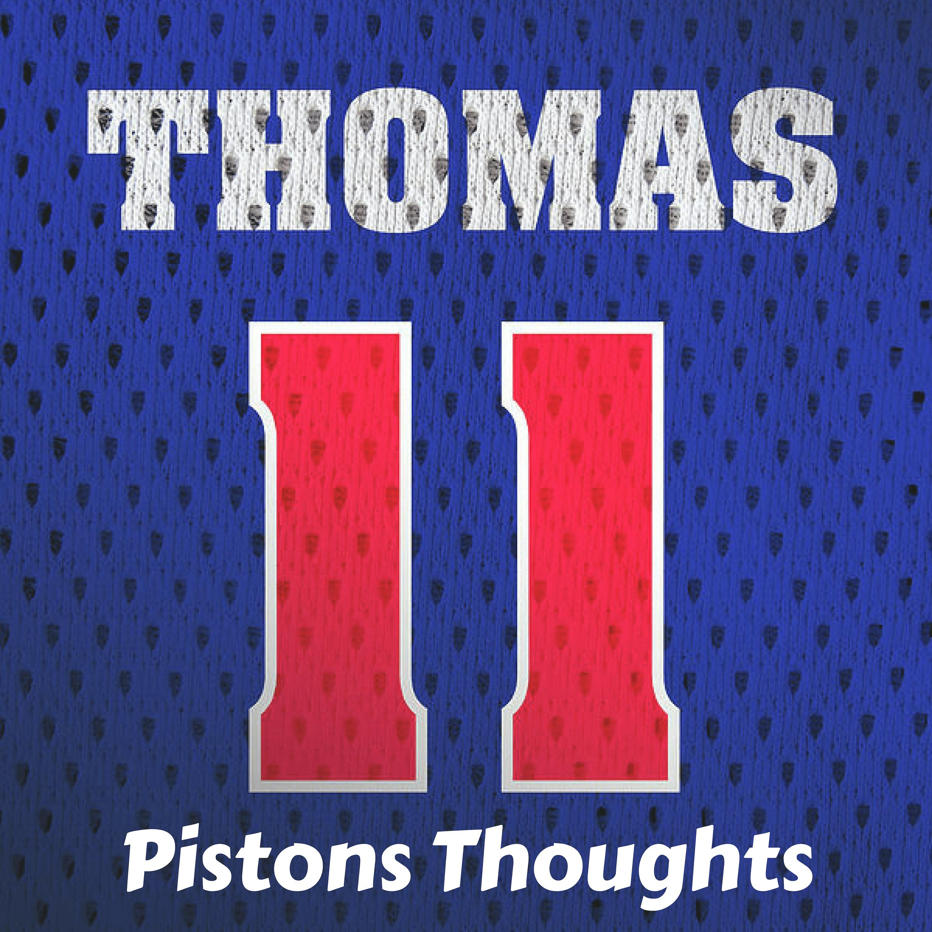Dear Pistons, Buckle up, it's going to be a wild ride to the finish – Pistons Thoughts Podcast 3-30-19
