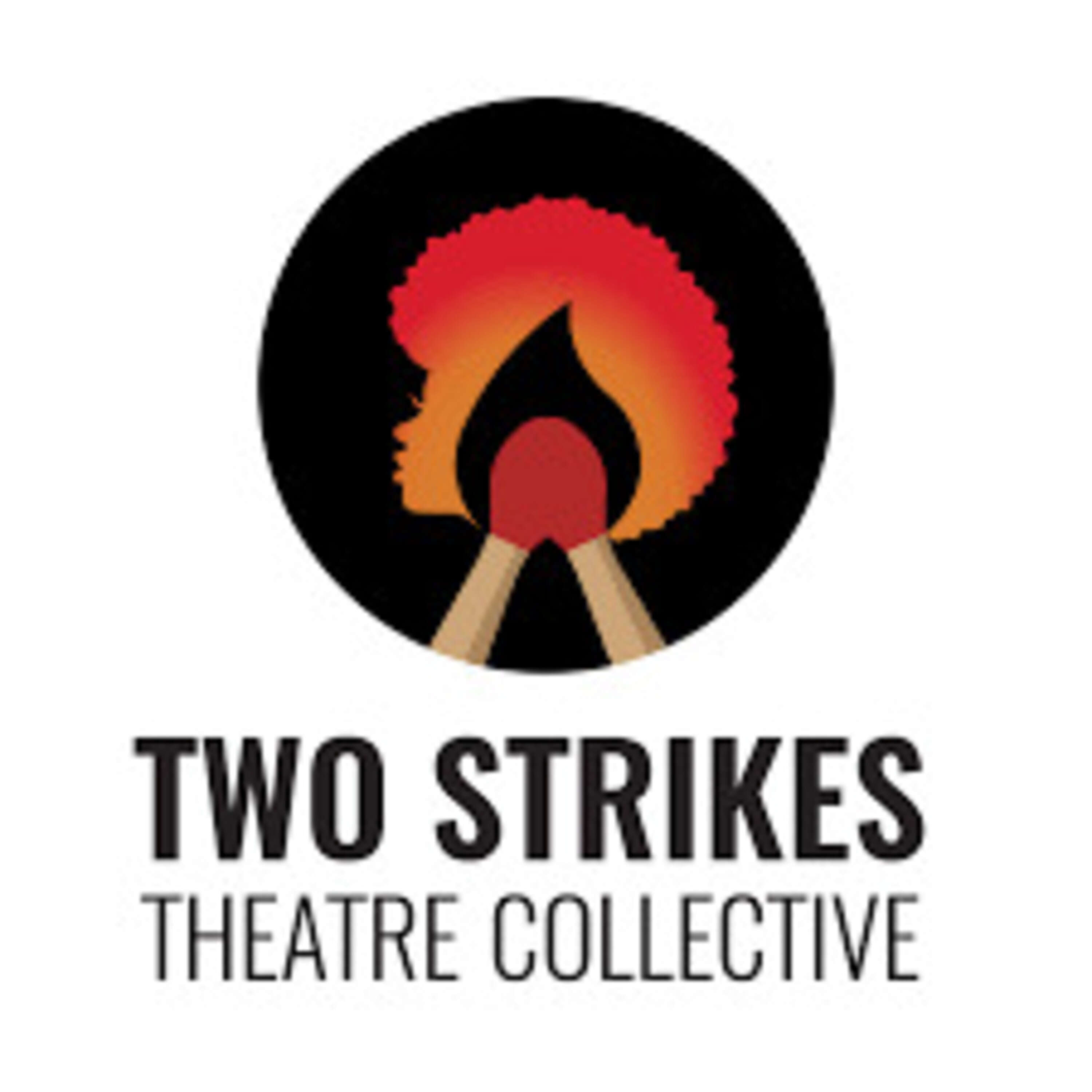 Aladrian Wetzel and Christen Cromwell of Two Strikes Theatre Collective