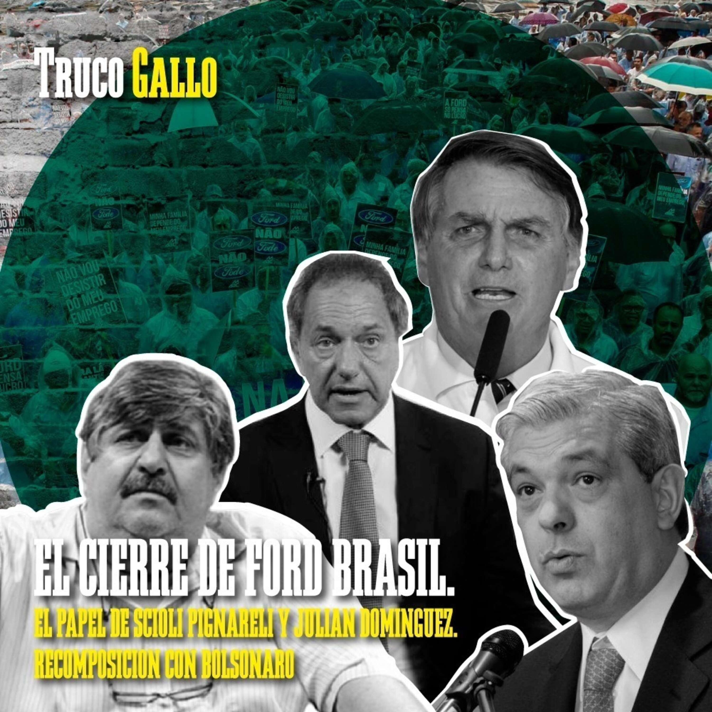 El cierre de Ford Brasil.