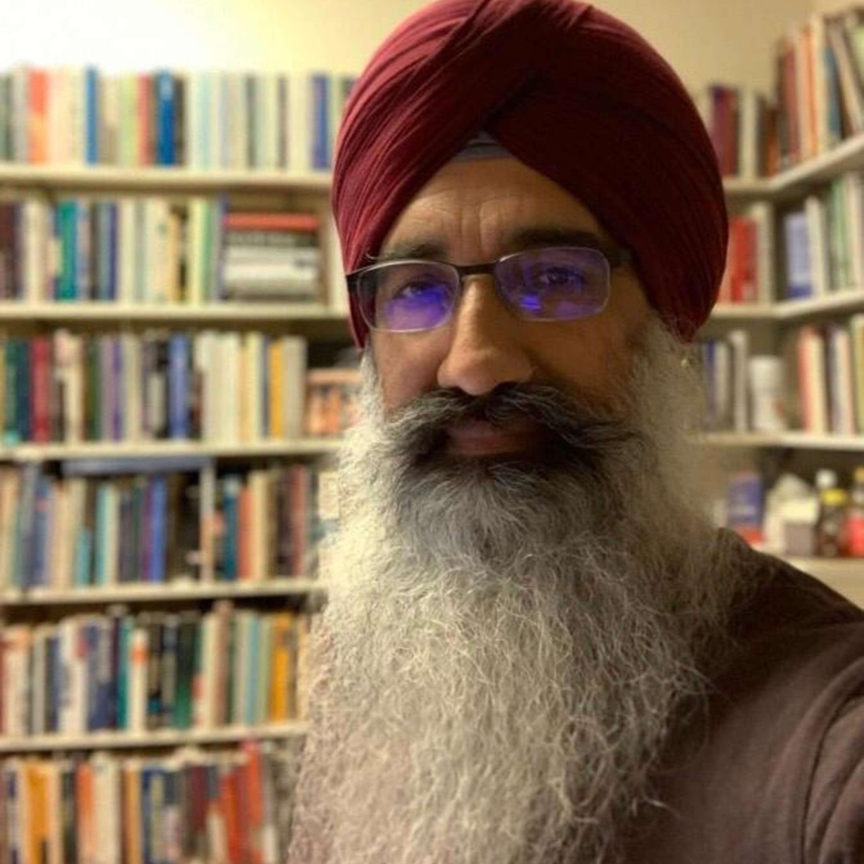 Sikhi & Buddhism with Professor Balbinder Singh Bhogal