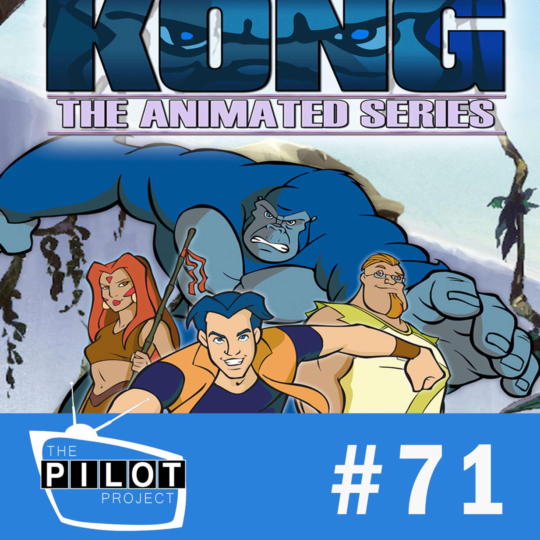 "Kong: The Animated Series (2001) - ""The Return Parts 1&2"" w/ Sean C. Duregger"