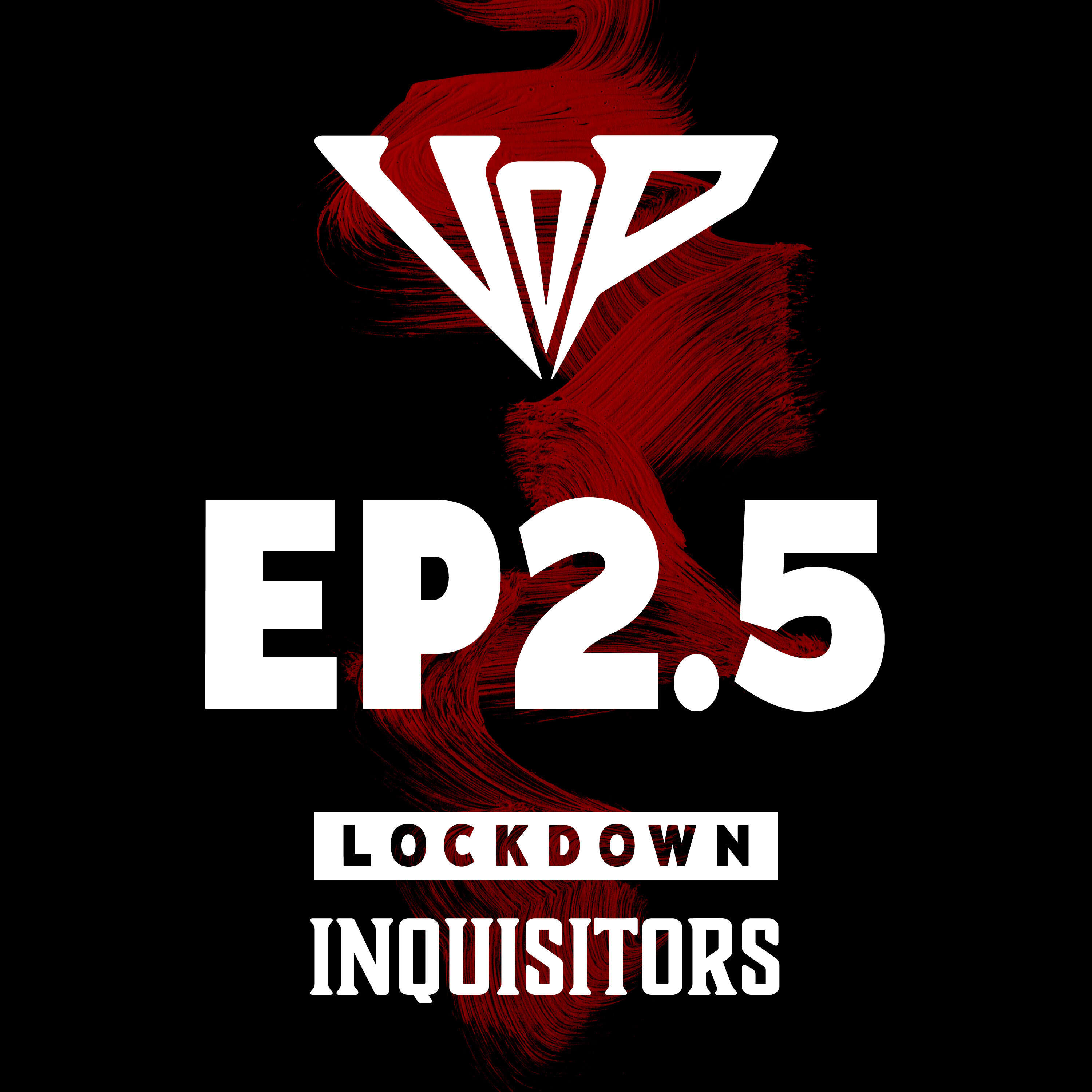 INQUISITORS of Pittsburgh: LOCKDOWN - Chapter 2.5
