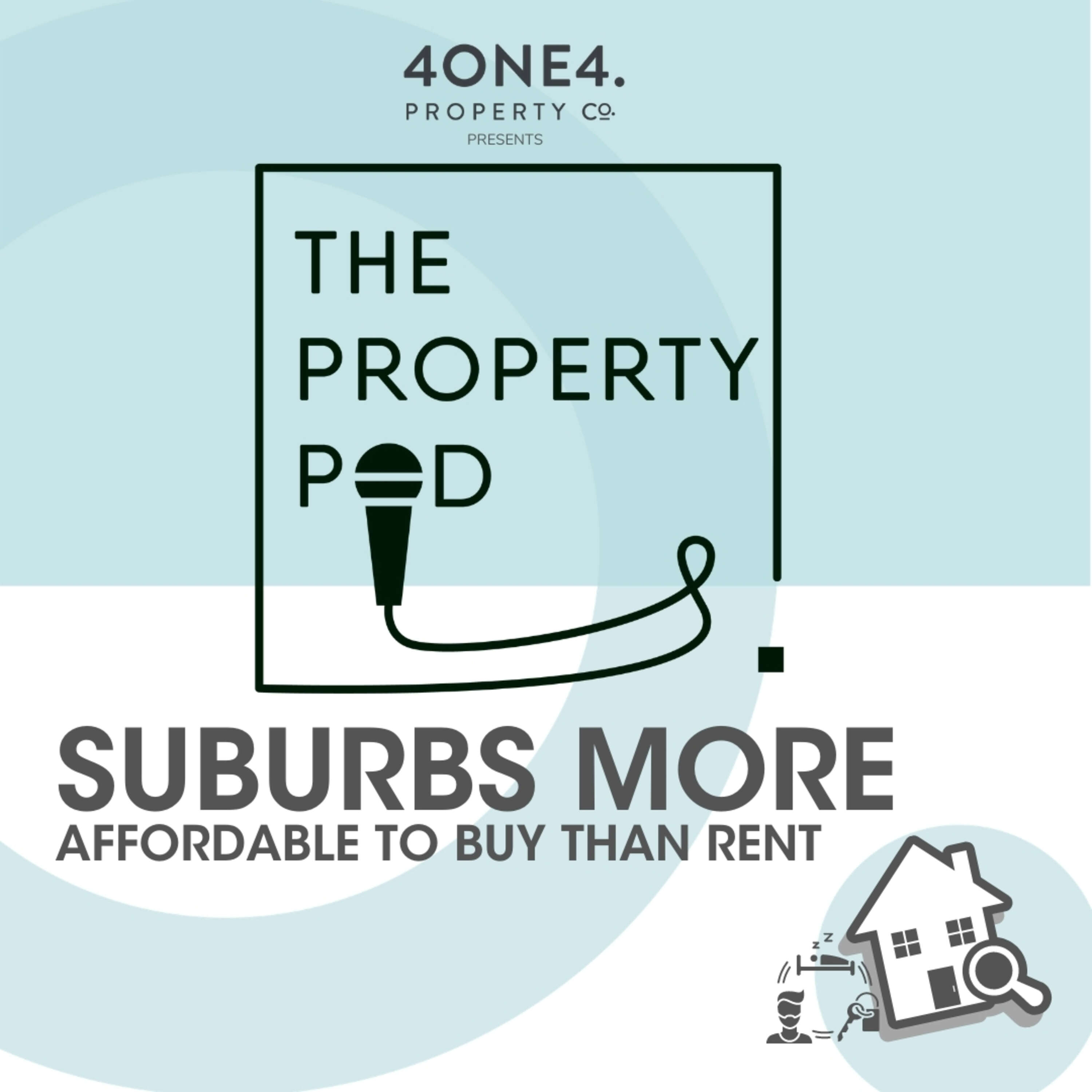 Suburbs that are More Affordable to Buy In than Rent