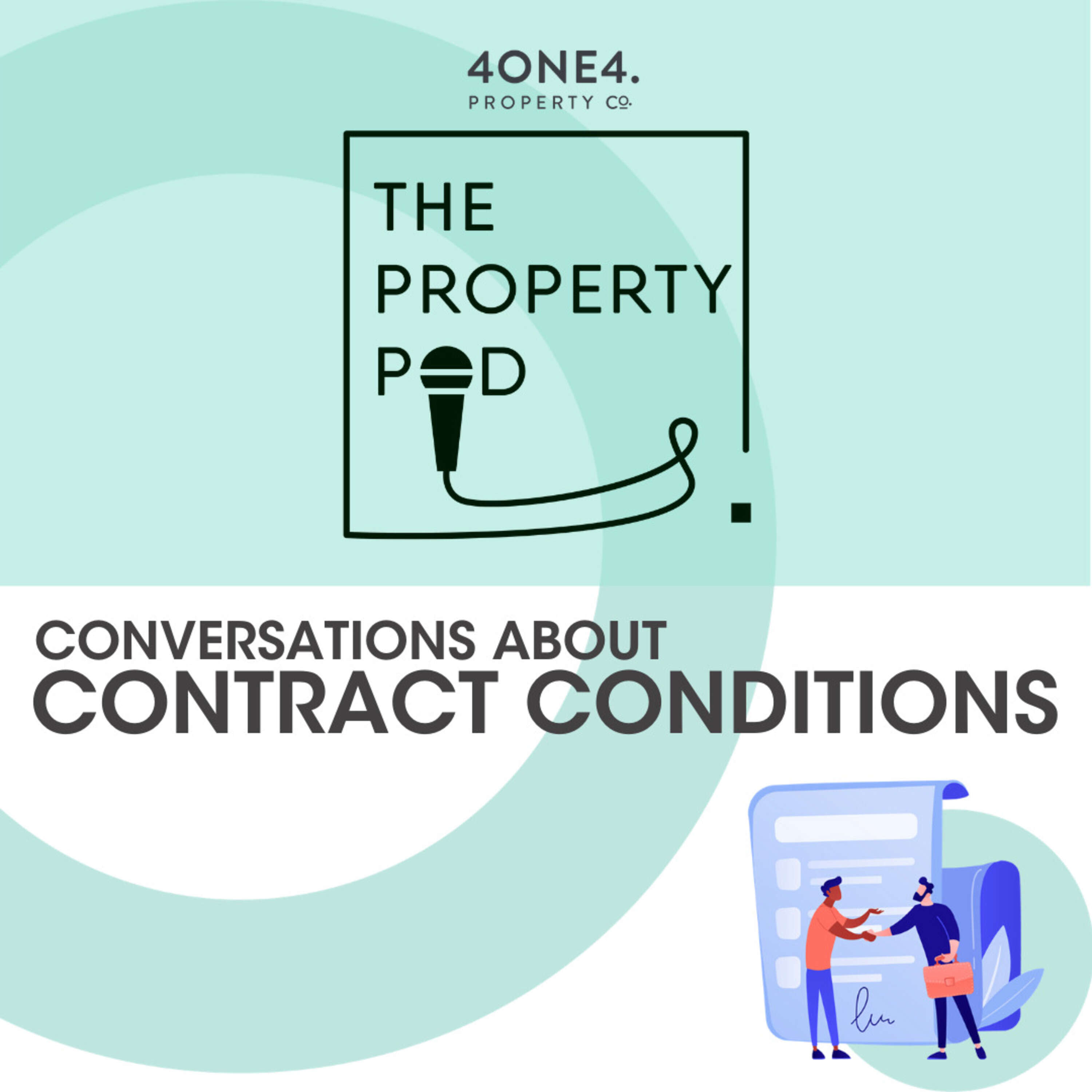 Conversations about Contract Conditions