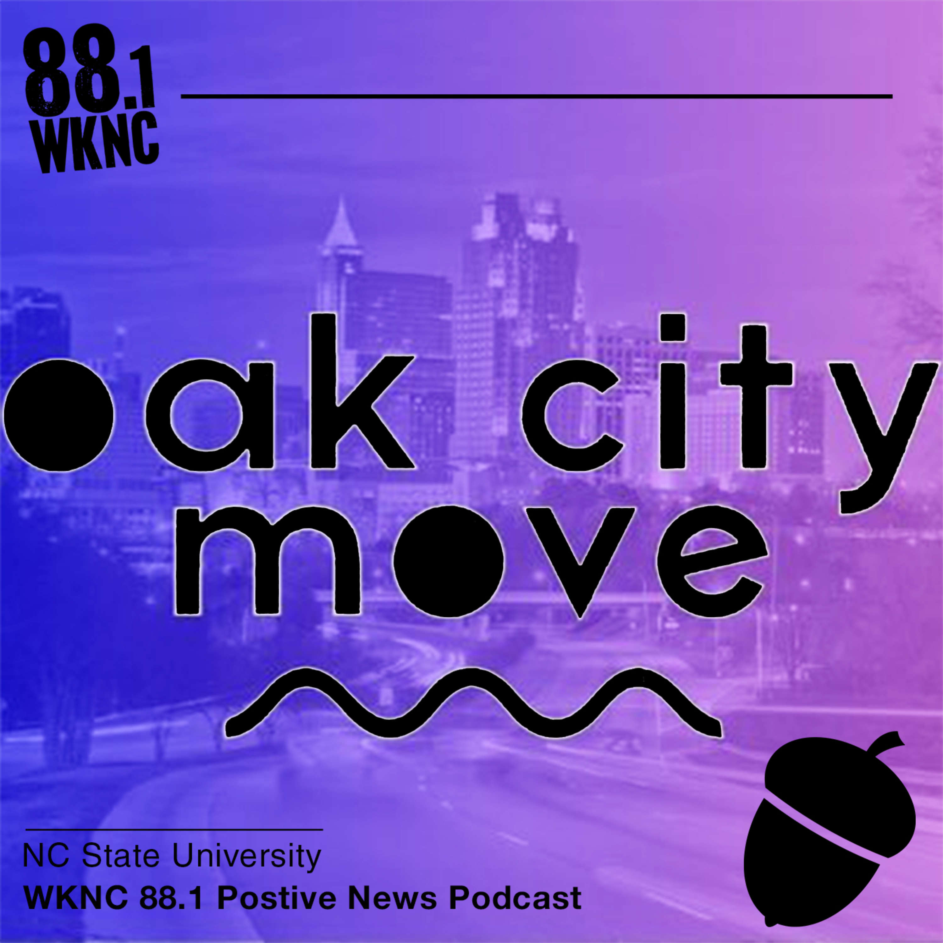 Oak City Move 24: The Conjure and Journeymen