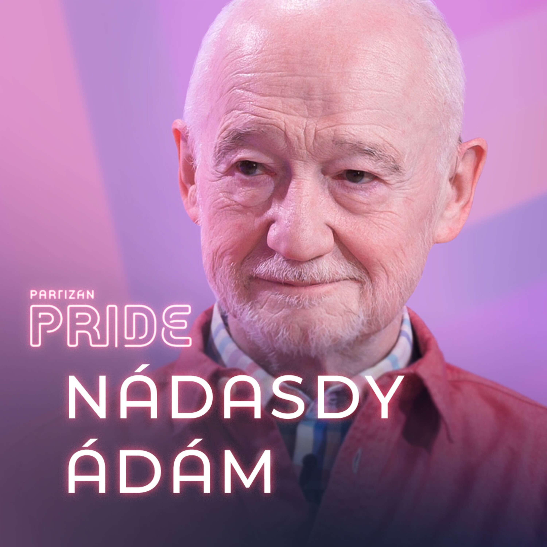 """""""Én mindig erre vágytam, hogy rendes szerelmem legyen""""   Interjú Nádasdy Ádámmal   PartizánPride"""