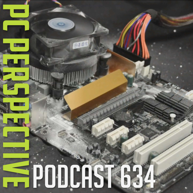 Podcast #634 - AMD FSR Launch, Win 11, Hynix P31 SSD, ASRock Taichi, and More