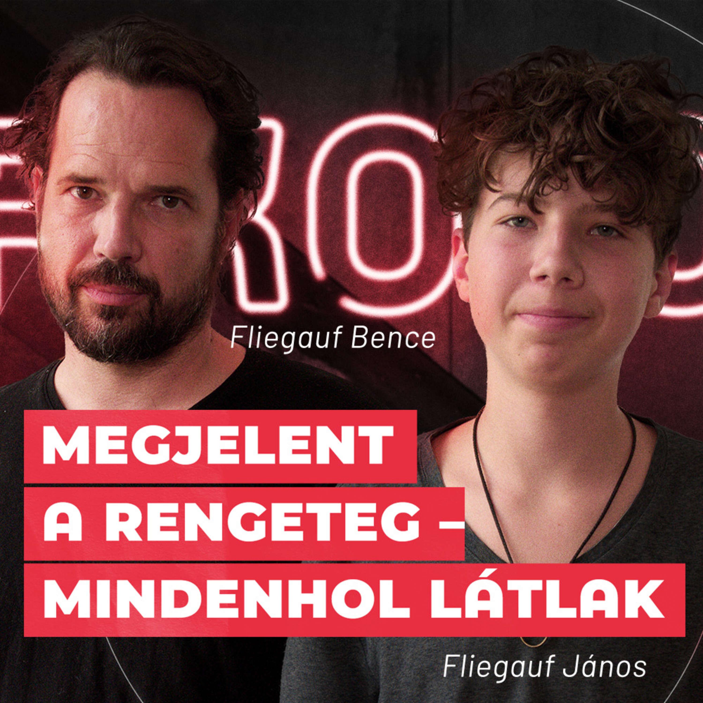 """""""Nekem folyamatosan termelődnek a minidrámák a fejemben"""" – Interjú Fliegauf Bencével és Fliegauf Jánossal"""
