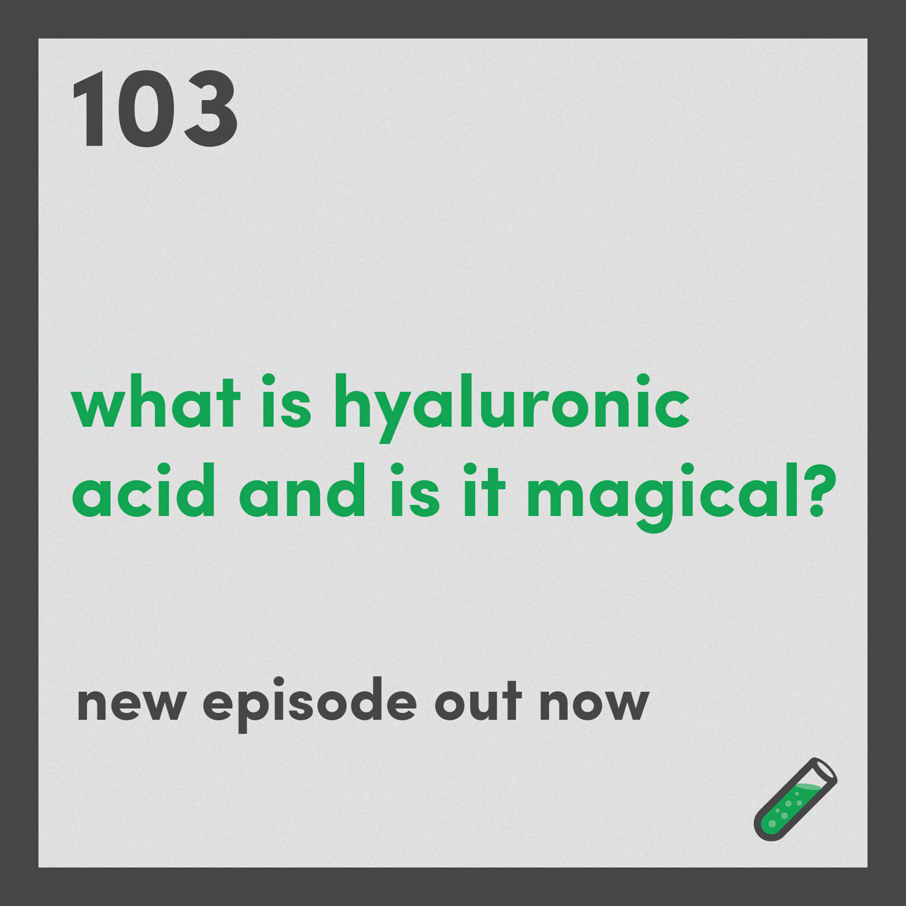 What is hyaluronic acid and is it magical?