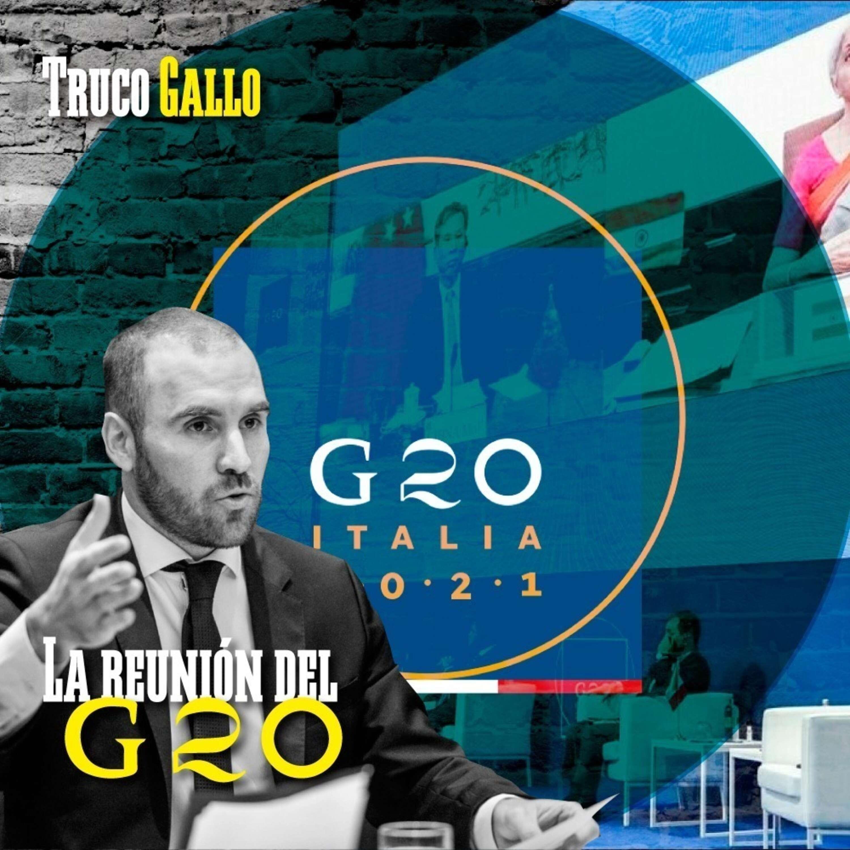 La reunión del G-20.