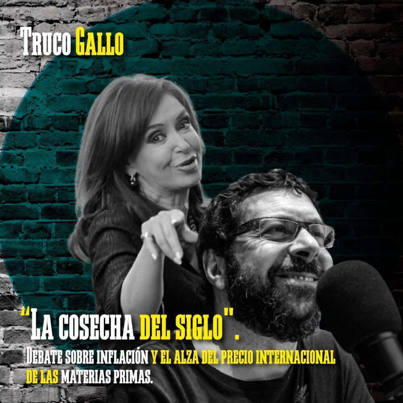 Análisis político, económico y electoral del tuit de CFK del artículo de Alfredo Zaiat: La cosecha del siglo