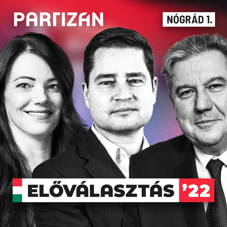 Salgótarján képviselőjelöltjeinek vitája | Nógrád megye 1. sz. OEVK | Előválasztás