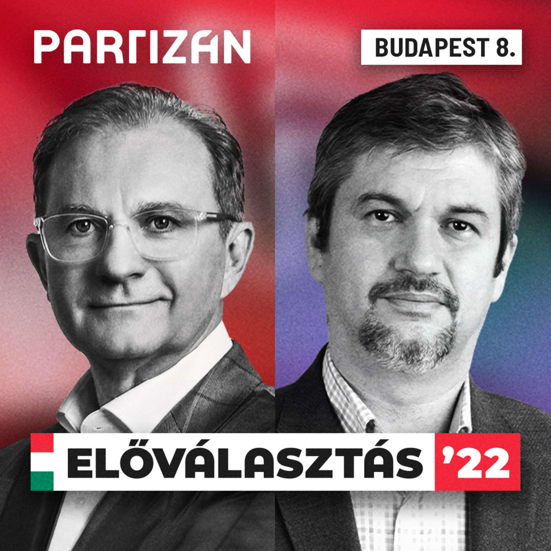 Zugló képviselőjelöltjeinek vitája | Budapest 8.sz. OEVK | Előválasztás