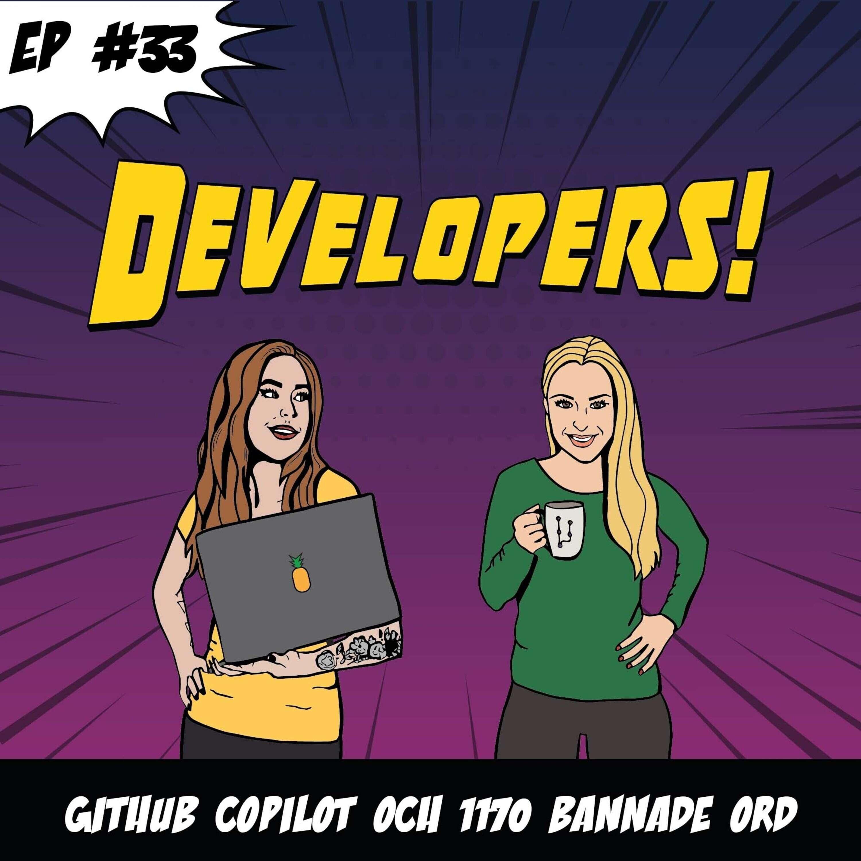 33. GitHub Copilot och 1170 bannade ord