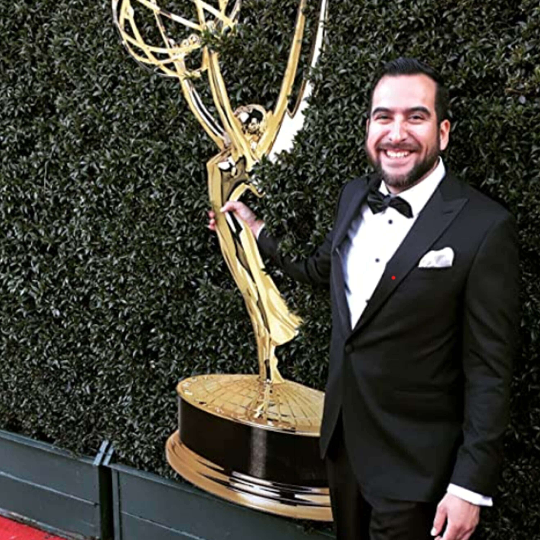 #256: Primetime Emmy Award Winning Foley Artist and Marine Veteran David Bonilla