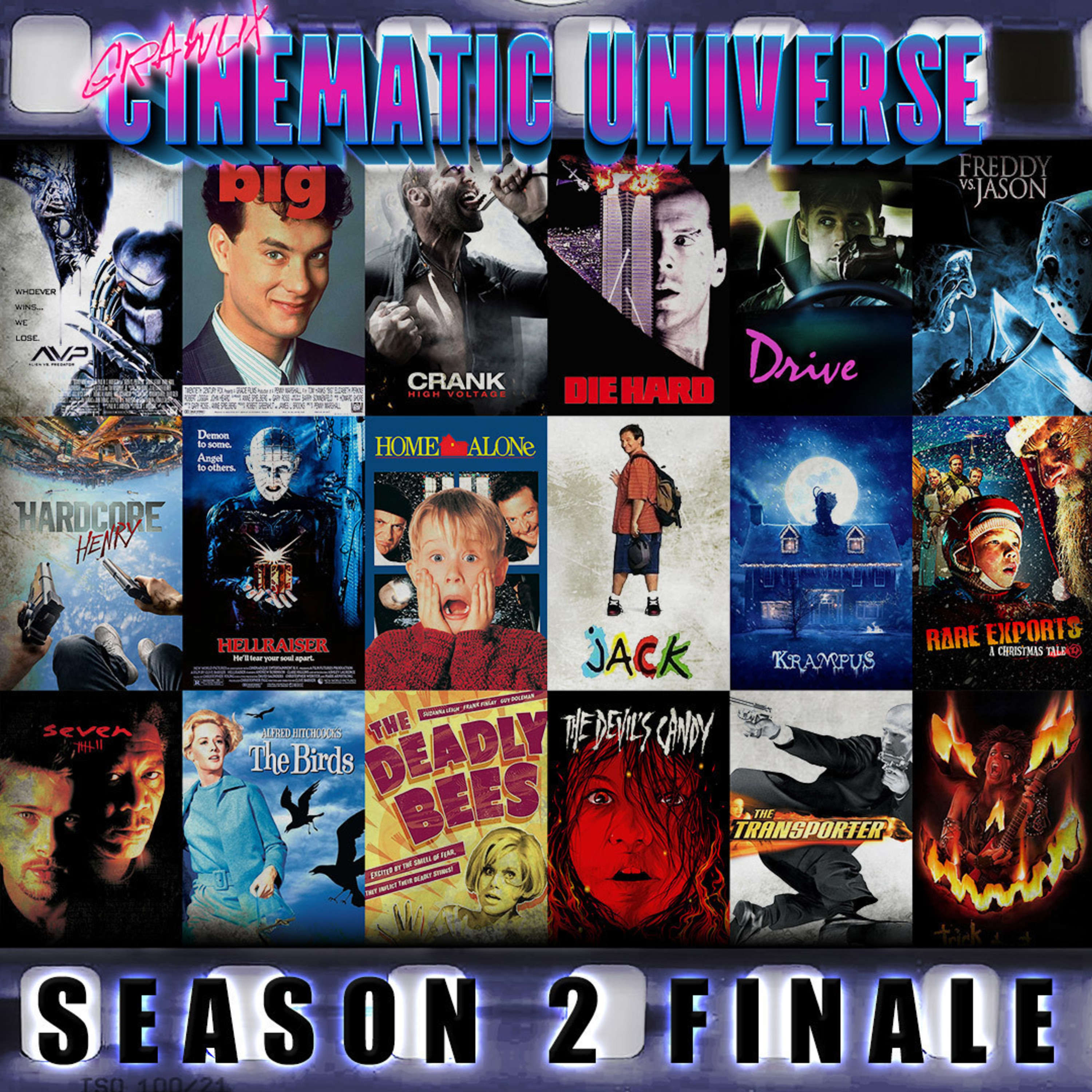 GCU #20: Extended Cinematic Universe Returns