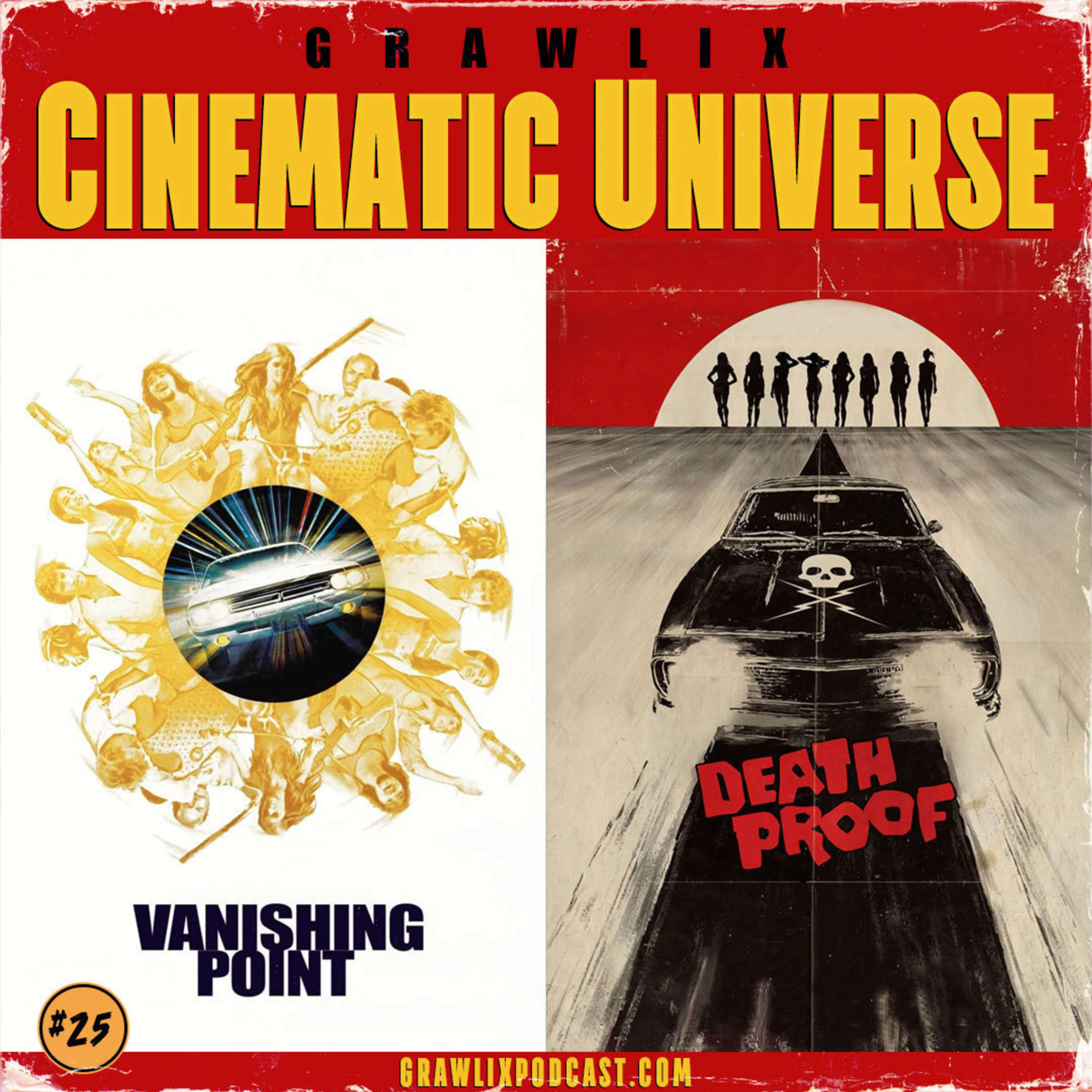 Vanishing Point & Death Proof