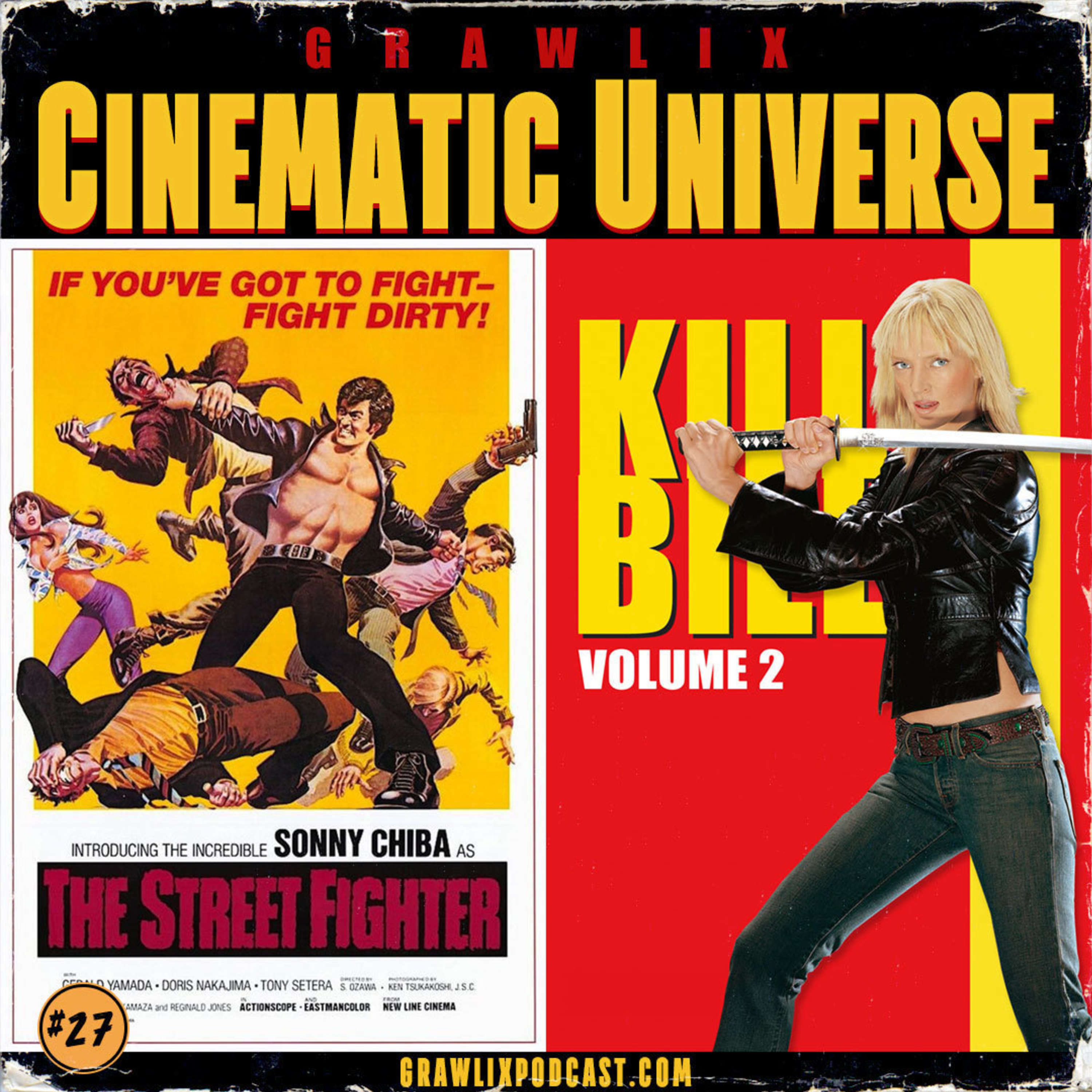 The Street Fighter & Kill Bill Vol. 2