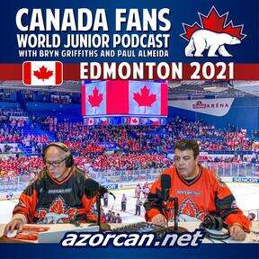 Canada Fans World Junior Tour Podcast