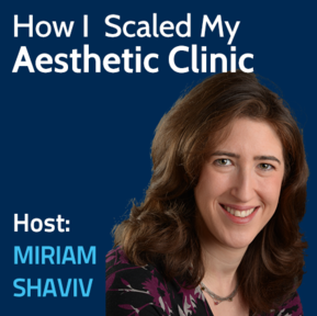 How I Scaled My Aesthetic Clinic