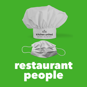 Restaurant People: Where we (to-)go from here