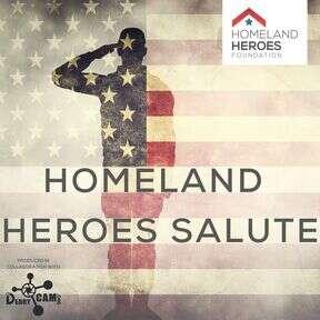 Homeland Heroes Salute